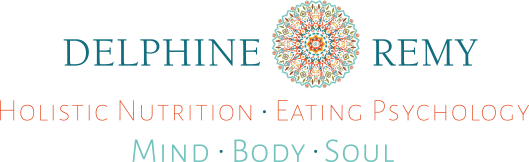 Delphine Remy | Holistic Nutrition & Eating Psychology Coach