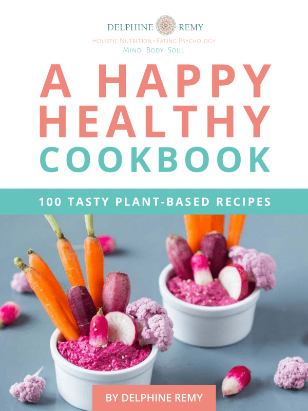 A Happy Healthy Cookbook