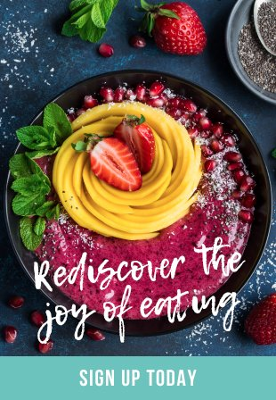 Rediscover the Joy of Eating