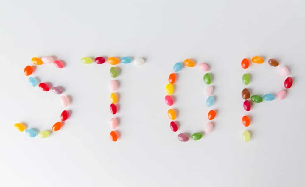 Learn to Say No to Sweetness : 10 Steps to Dealing with Sugar Addiction