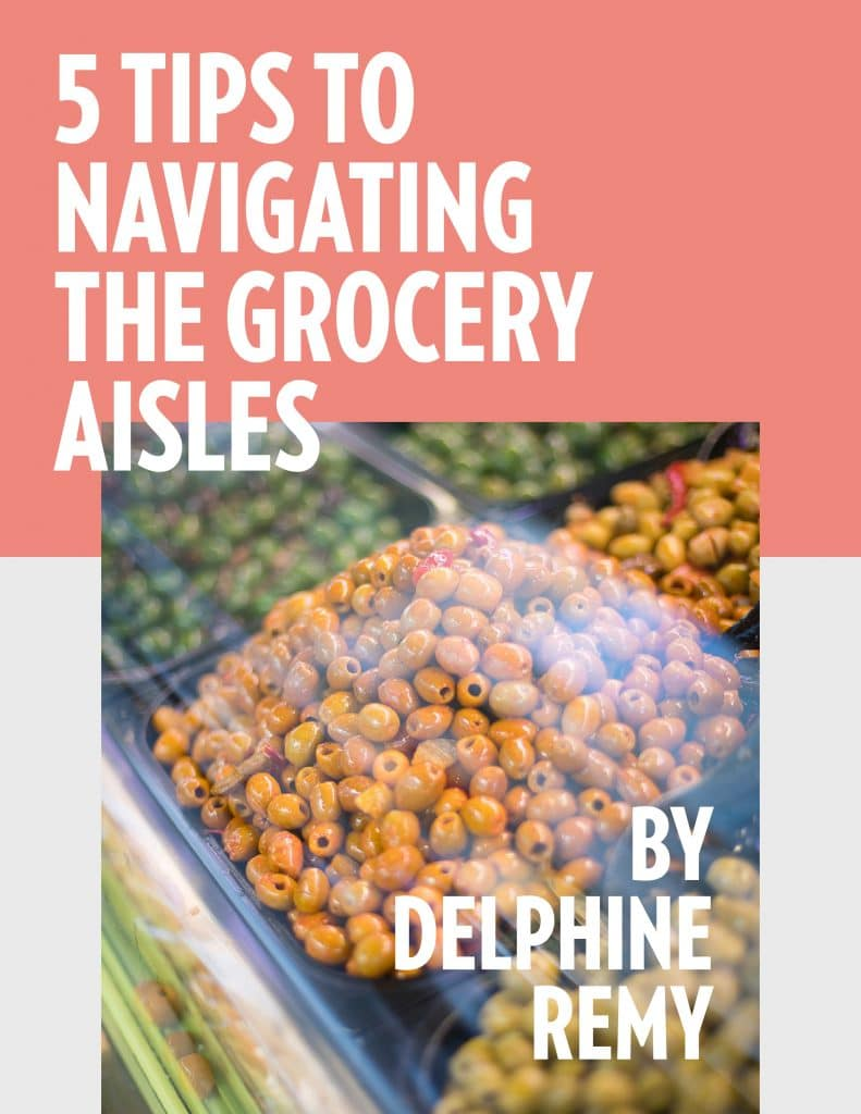Navigating The Grocery Aisles