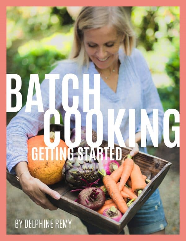 Batch Cooking: Getting Started