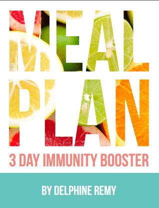 3 Day Immunity Booster